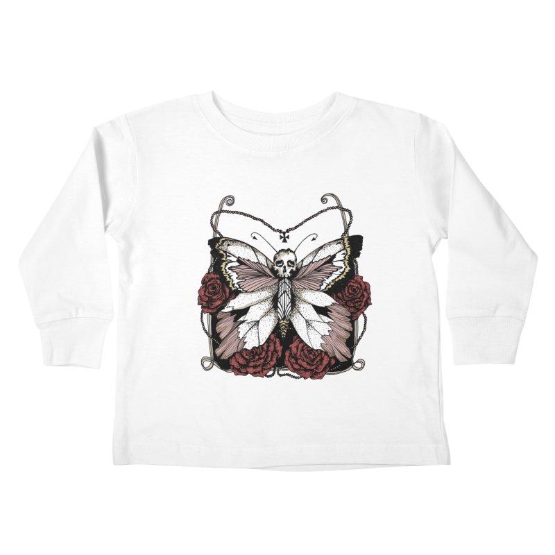 METAMORPHOSIS Kids Toddler Longsleeve T-Shirt by Winterglaze's Artist Shop