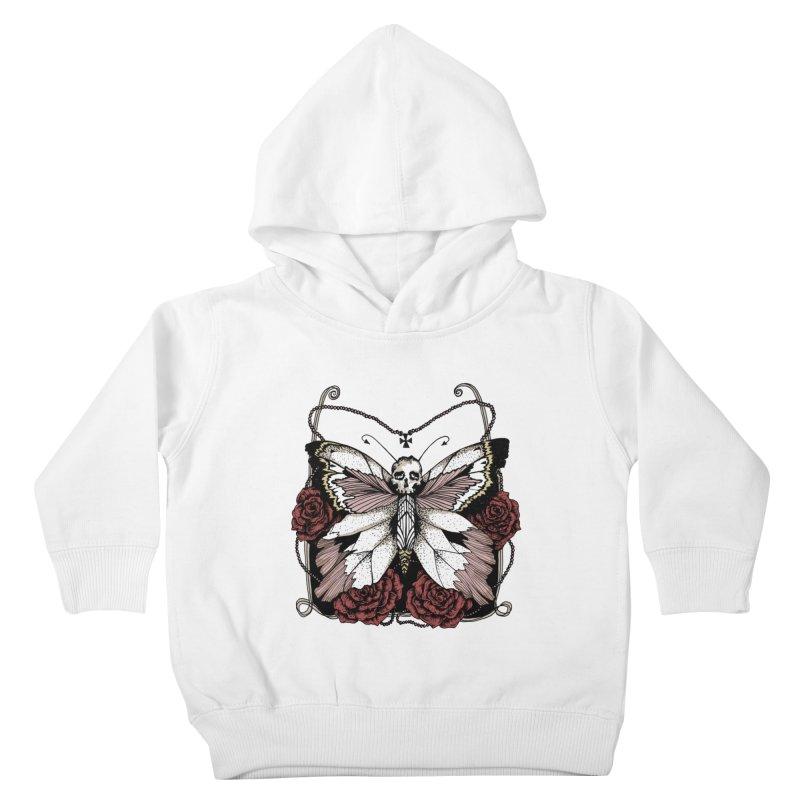 METAMORPHOSIS Kids Toddler Pullover Hoody by Winterglaze's Artist Shop