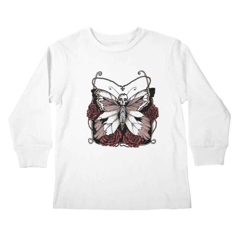 METAMORPHOSIS Kids Longsleeve T-Shirt by Winterglaze's Artist Shop