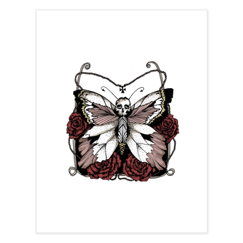 METAMORPHOSIS Home Fine Art Print by Winterglaze's Artist Shop