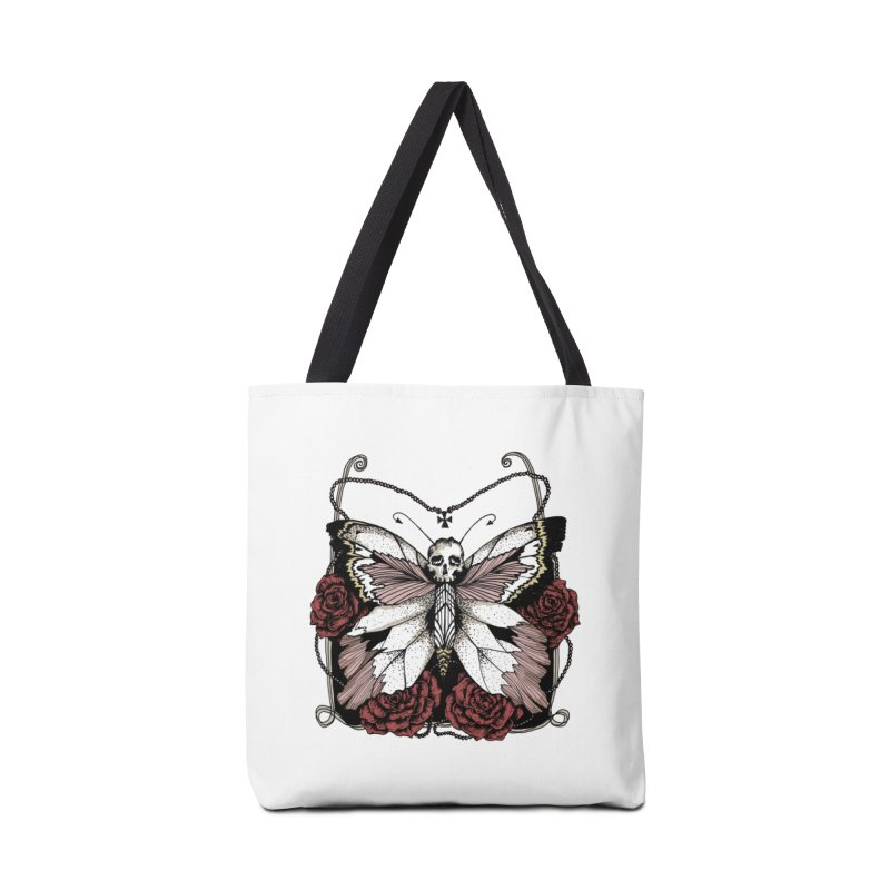 METAMORPHOSIS Accessories Bag by Winterglaze's Artist Shop