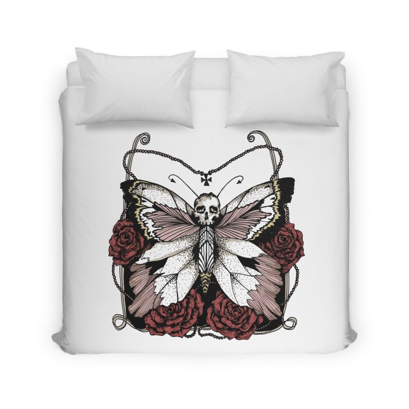 METAMORPHOSIS Home Duvet by Winterglaze's Artist Shop