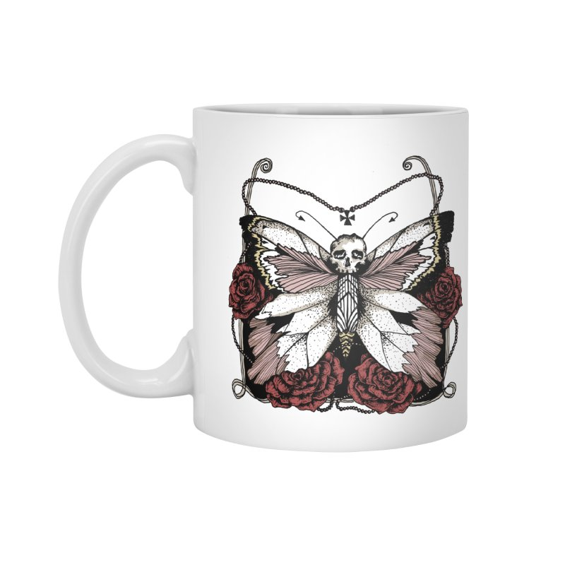 METAMORPHOSIS Accessories Mug by Winterglaze's Artist Shop