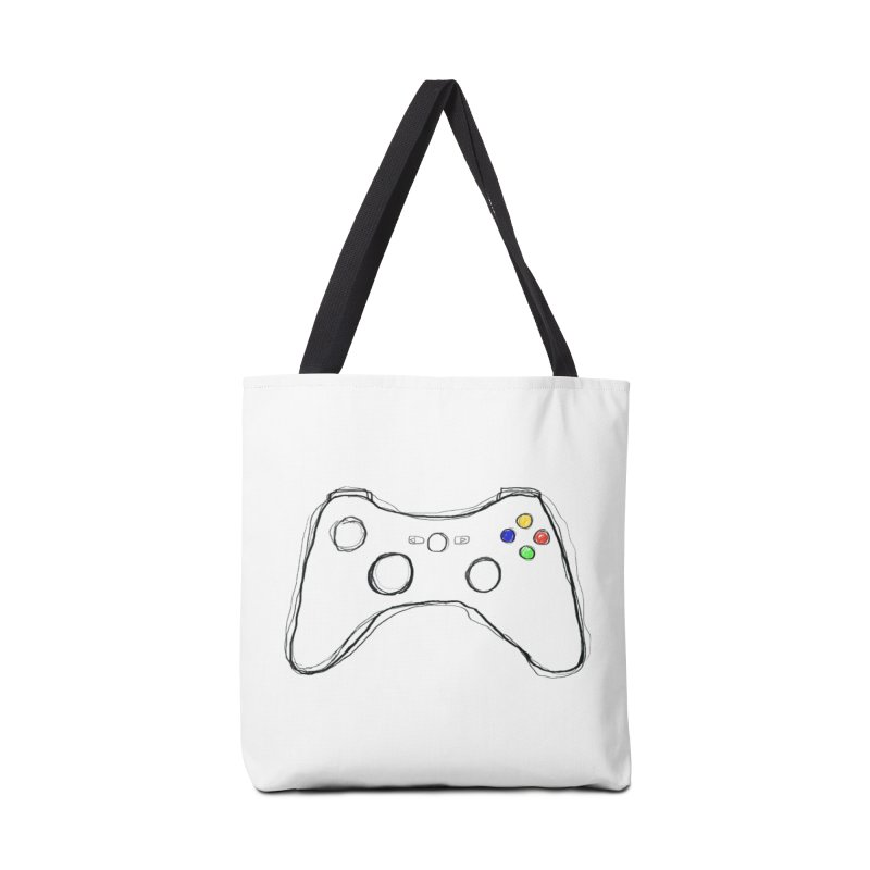 PLAYTIME Accessories Bag by Winterglaze's Artist Shop