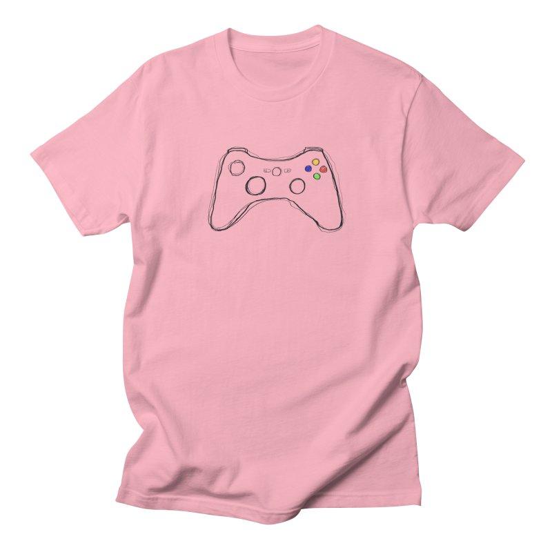 PLAYTIME Men's T-Shirt by Winterglaze's Artist Shop