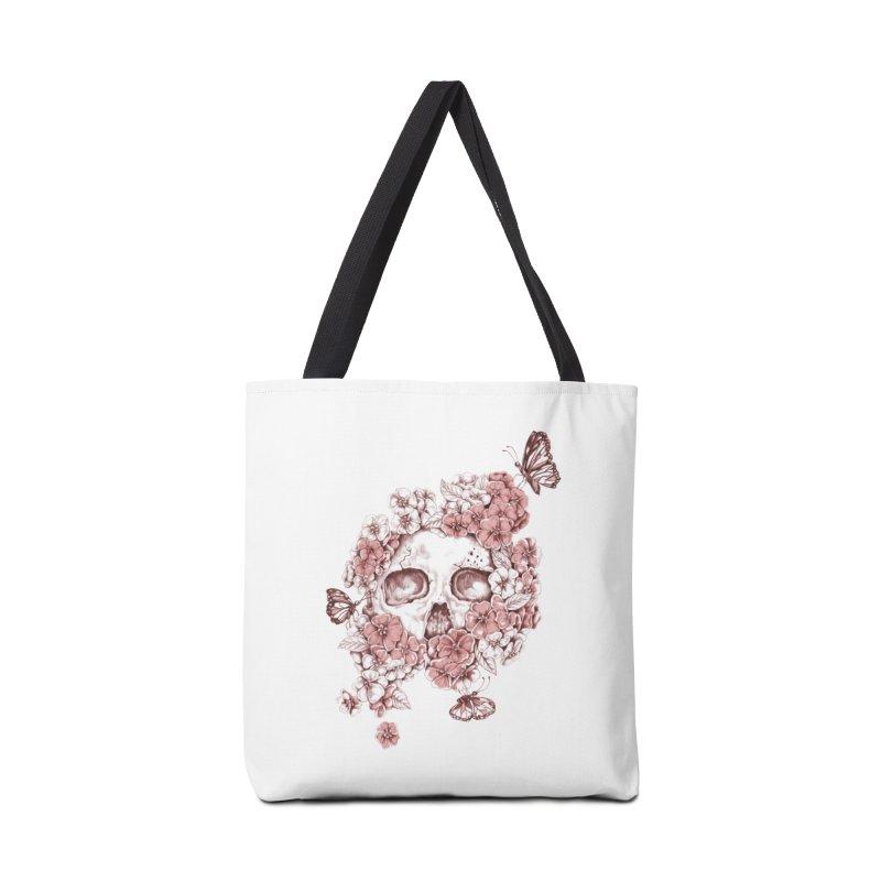 DIE BEAUTIFUL Accessories Bag by Winterglaze's Artist Shop