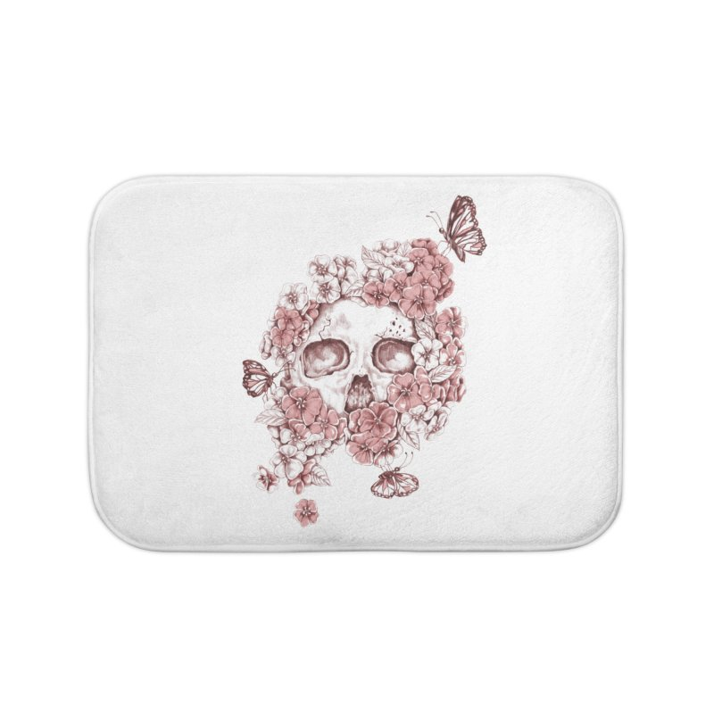 Spring Home Bath Mat by Winterglaze's Artist Shop