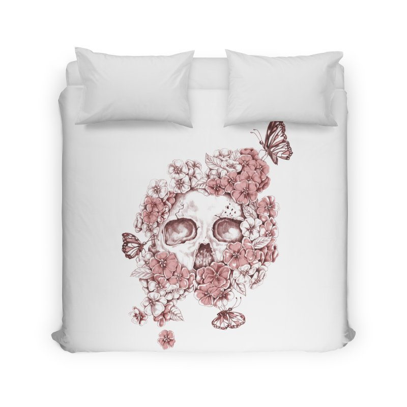 Spring Home Duvet by Winterglaze's Artist Shop