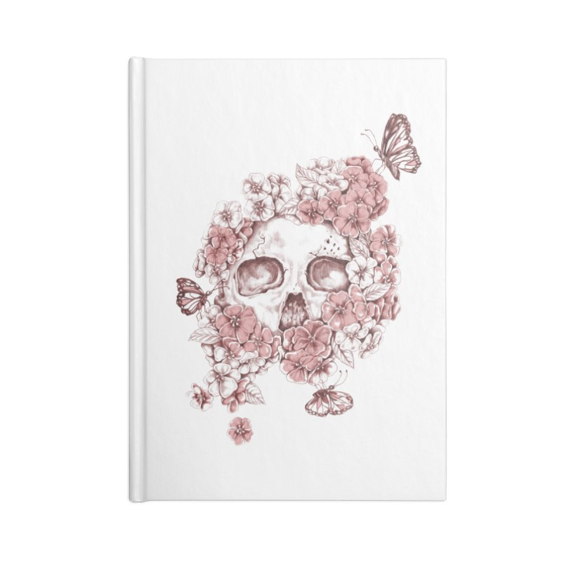 Spring Accessories Notebook by Winterglaze's Artist Shop