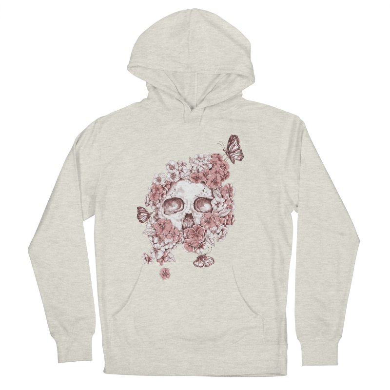 Spring Men's Pullover Hoody by Winterglaze's Artist Shop