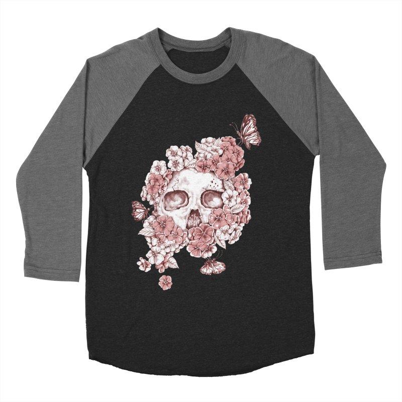 DIE BEAUTIFUL Men's Baseball Triblend T-Shirt by Winterglaze's Artist Shop