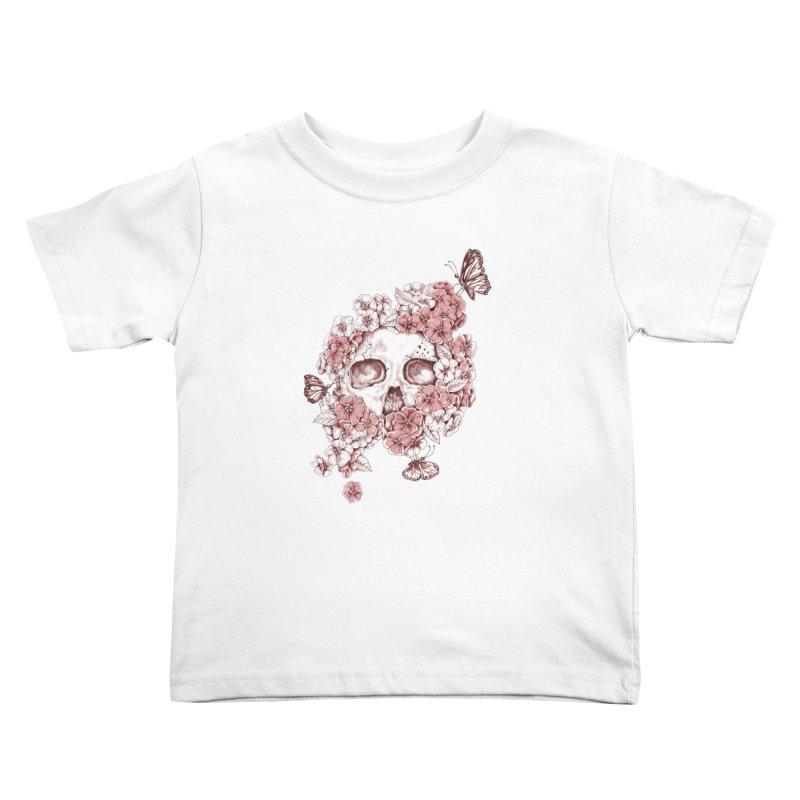 Spring Kids Toddler T-Shirt by Winterglaze's Artist Shop