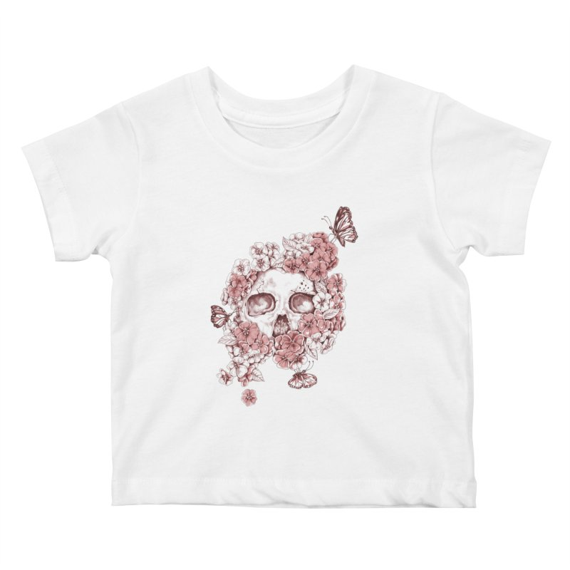 Spring Kids Baby T-Shirt by Winterglaze's Artist Shop