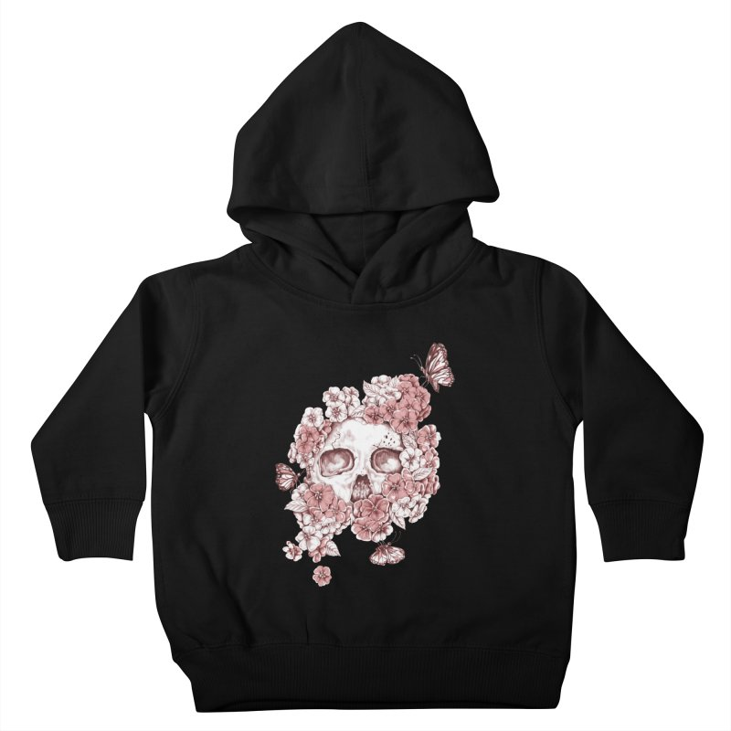 Spring Kids Toddler Pullover Hoody by Winterglaze's Artist Shop