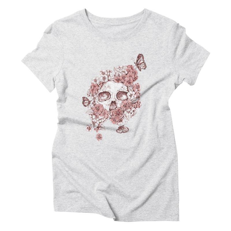 Spring Women's Triblend T-Shirt by Winterglaze's Artist Shop