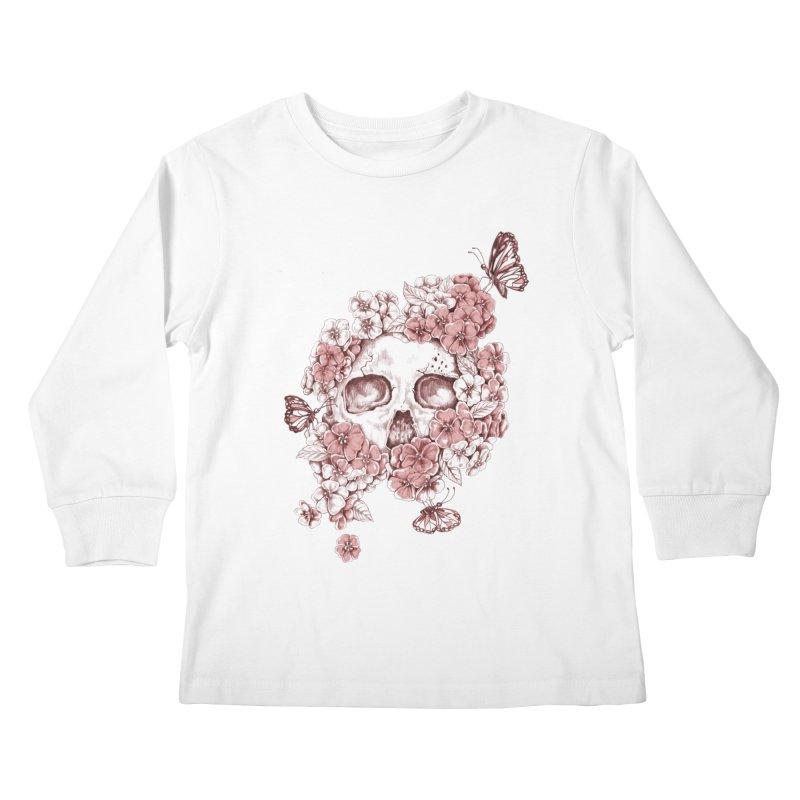 Spring Kids Longsleeve T-Shirt by Winterglaze's Artist Shop