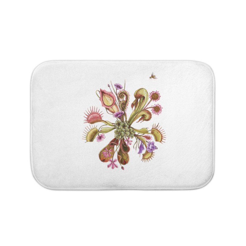 Alluring Death Home Bath Mat by Winterglaze's Artist Shop