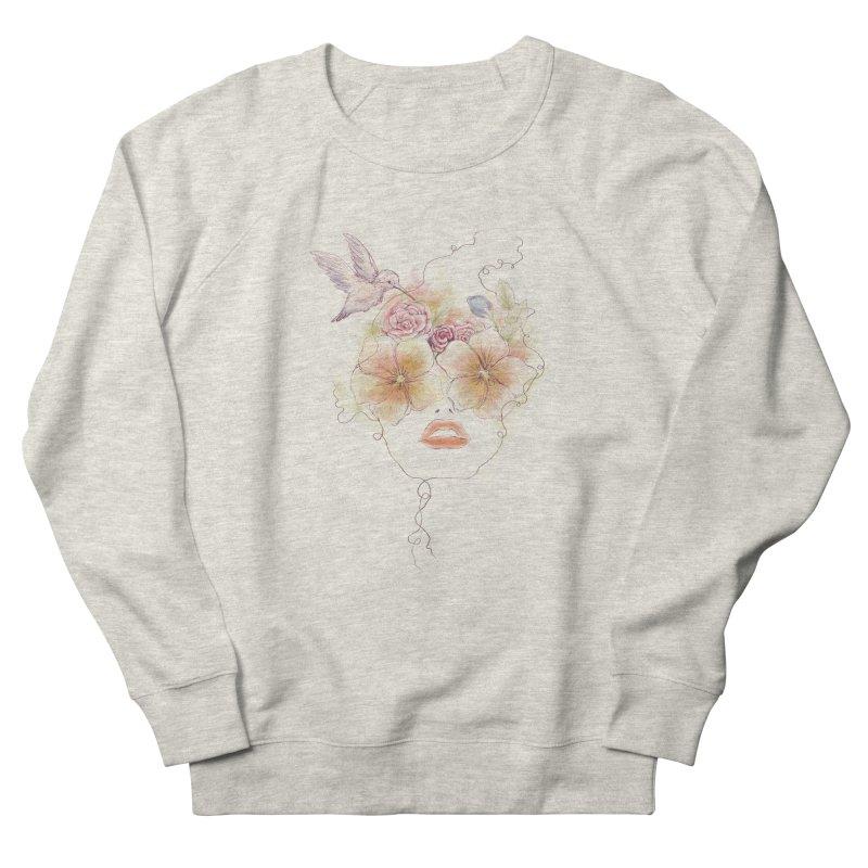 In Full Bloom Men's Sweatshirt by Winterglaze's Artist Shop
