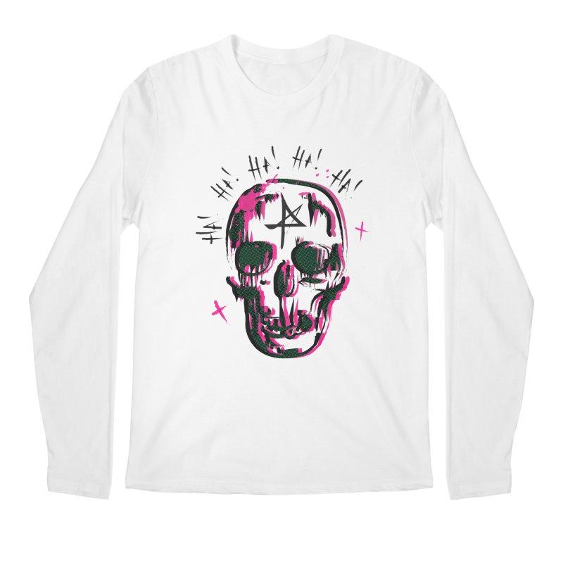 LOL Men's Longsleeve T-Shirt by Winterglaze's Artist Shop