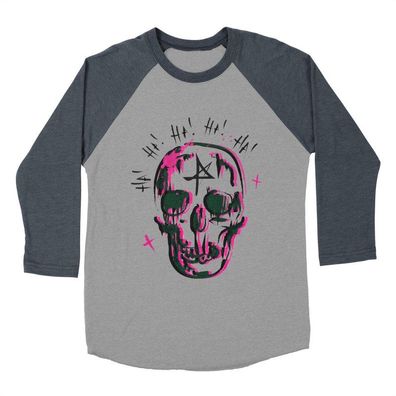 LOL Women's Baseball Triblend T-Shirt by Winterglaze's Artist Shop