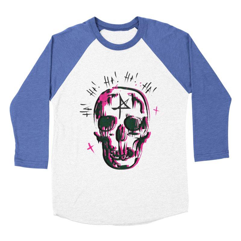 LOL Men's Baseball Triblend T-Shirt by Winterglaze's Artist Shop