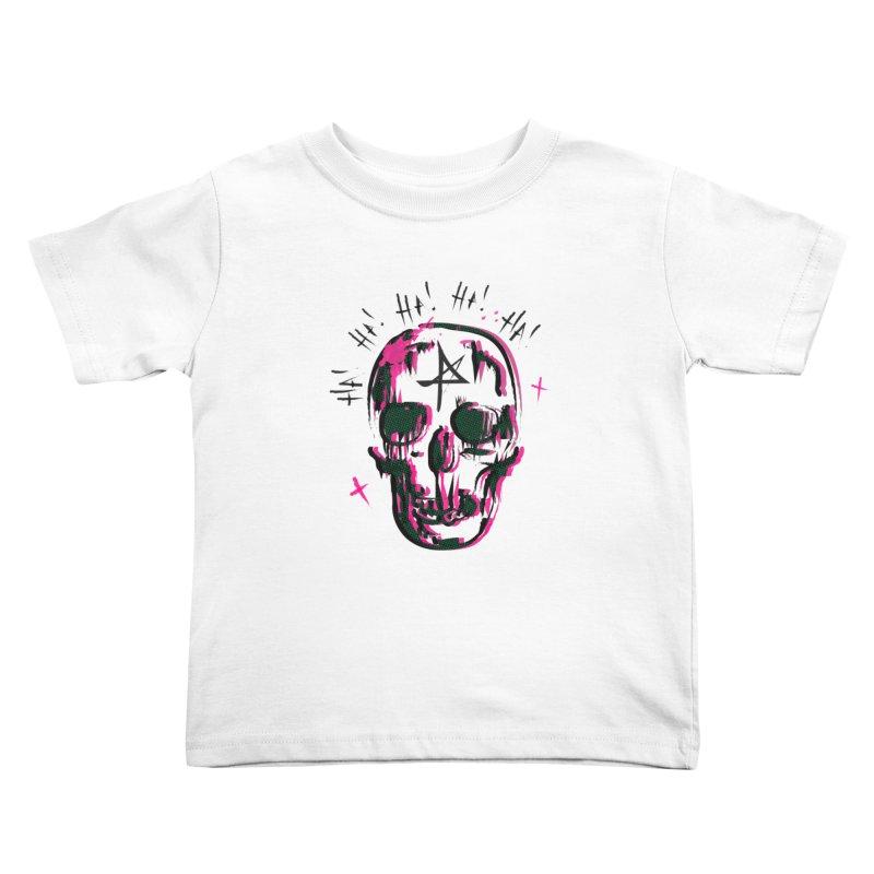 LOL Kids Toddler T-Shirt by Winterglaze's Artist Shop