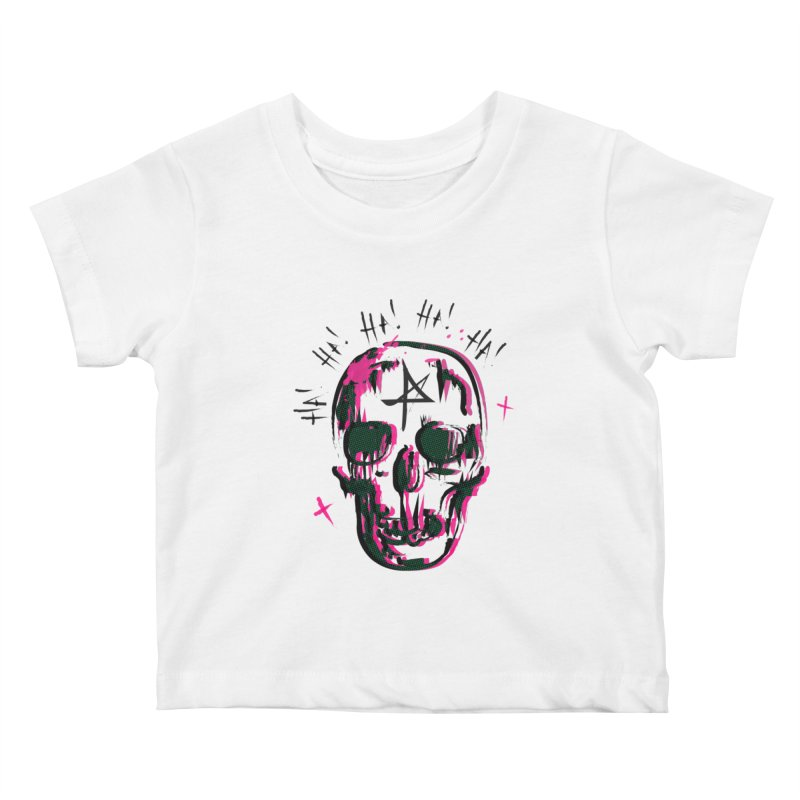 LOL Kids Baby T-Shirt by Winterglaze's Artist Shop