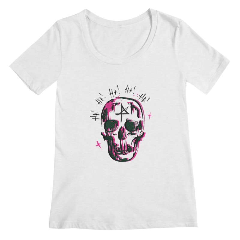 LOL Women's Regular Scoop Neck by Winterglaze's Artist Shop