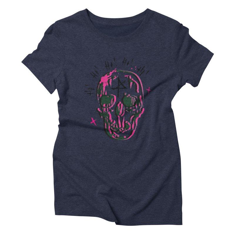 LOL Women's Triblend T-Shirt by Winterglaze's Artist Shop