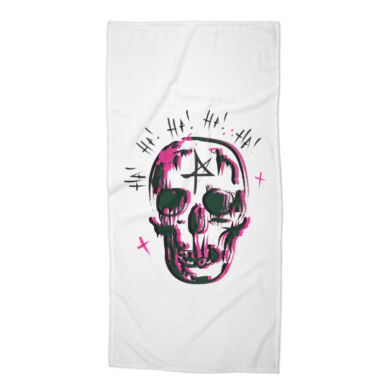 LOL Accessories Beach Towel by Winterglaze's Artist Shop