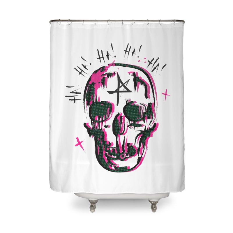 LOL Home Shower Curtain by Winterglaze's Artist Shop