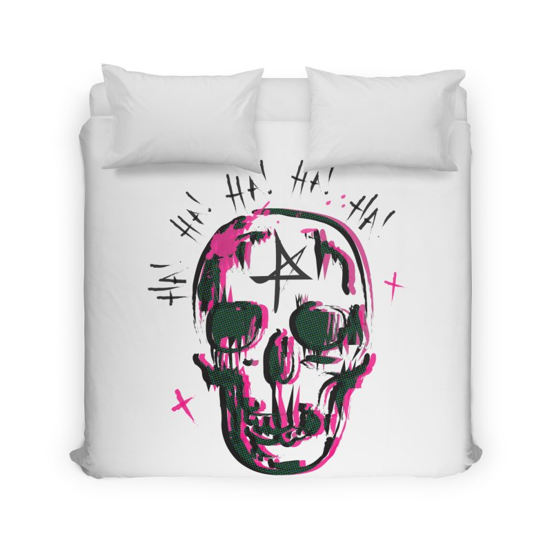LOL Home Duvet by Winterglaze's Artist Shop