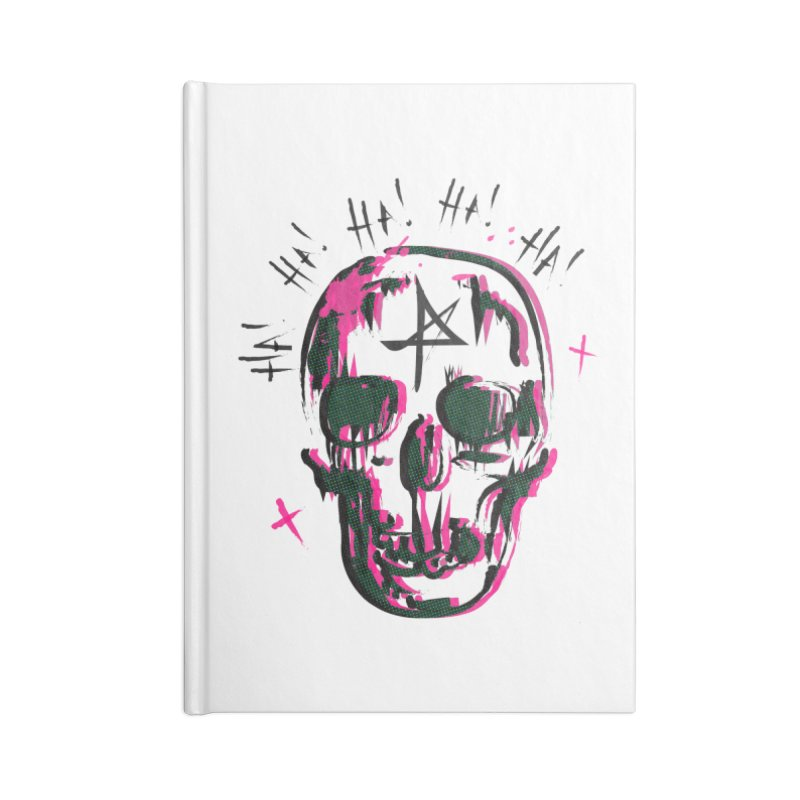 LOL Accessories Notebook by Winterglaze's Artist Shop