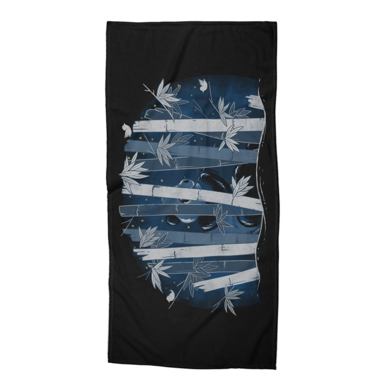 Midnight Snack Accessories Beach Towel by Winterglaze's Artist Shop
