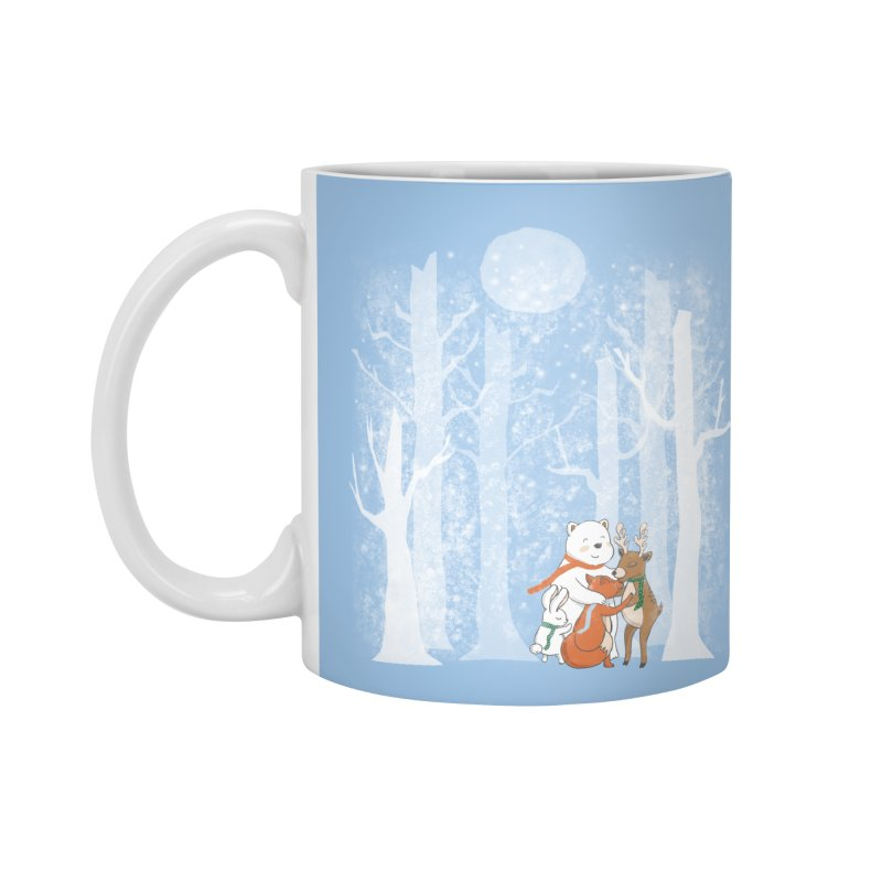 When it's cold outside Accessories Mug by Winterglaze's Artist Shop