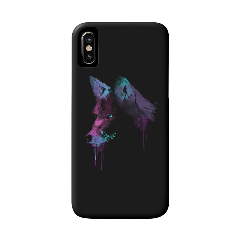 Alpha Accessories Phone Case by Winterglaze's Artist Shop