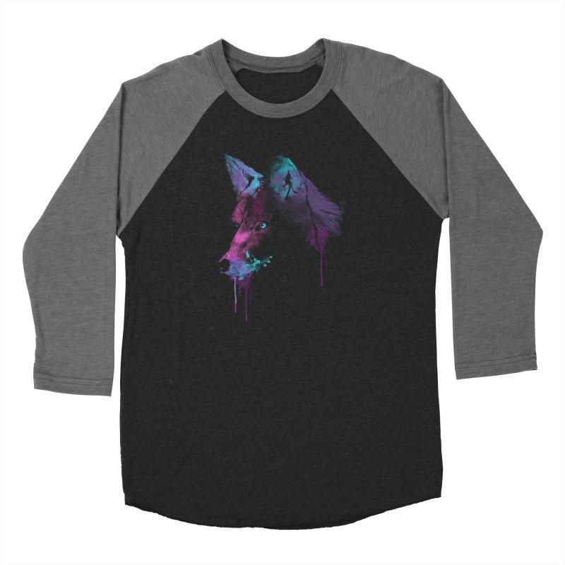 Alpha Women's Baseball Triblend Longsleeve T-Shirt by Winterglaze's Artist Shop