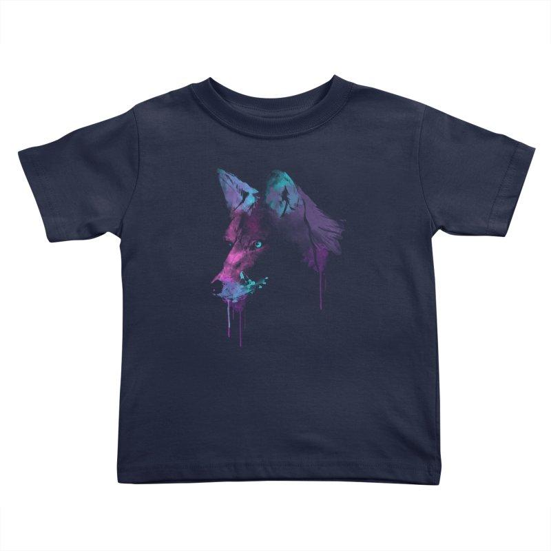 Alpha Kids Toddler T-Shirt by Winterglaze's Artist Shop