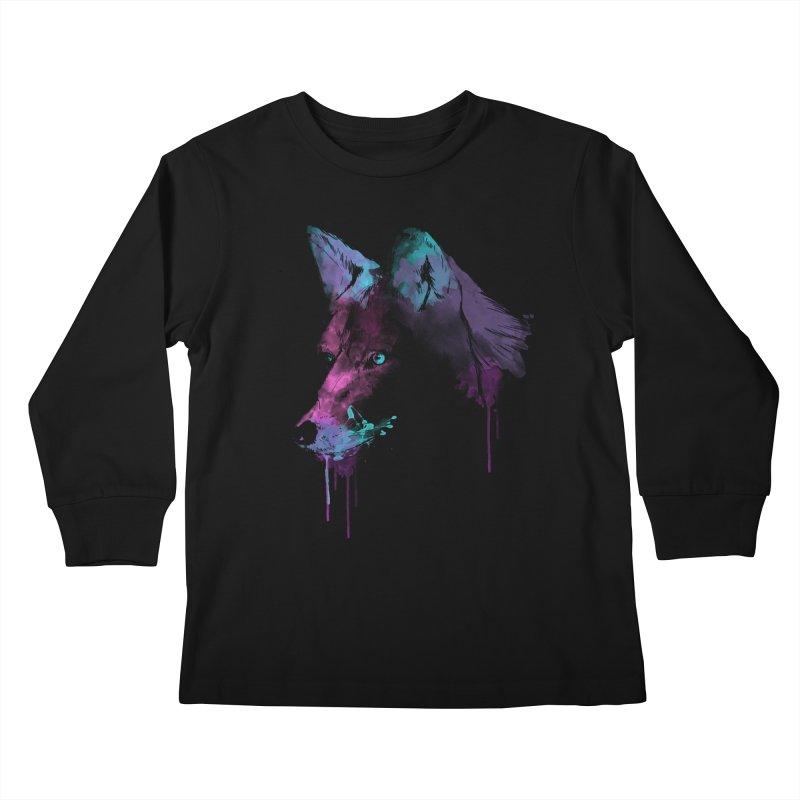 Alpha Kids Longsleeve T-Shirt by Winterglaze's Artist Shop