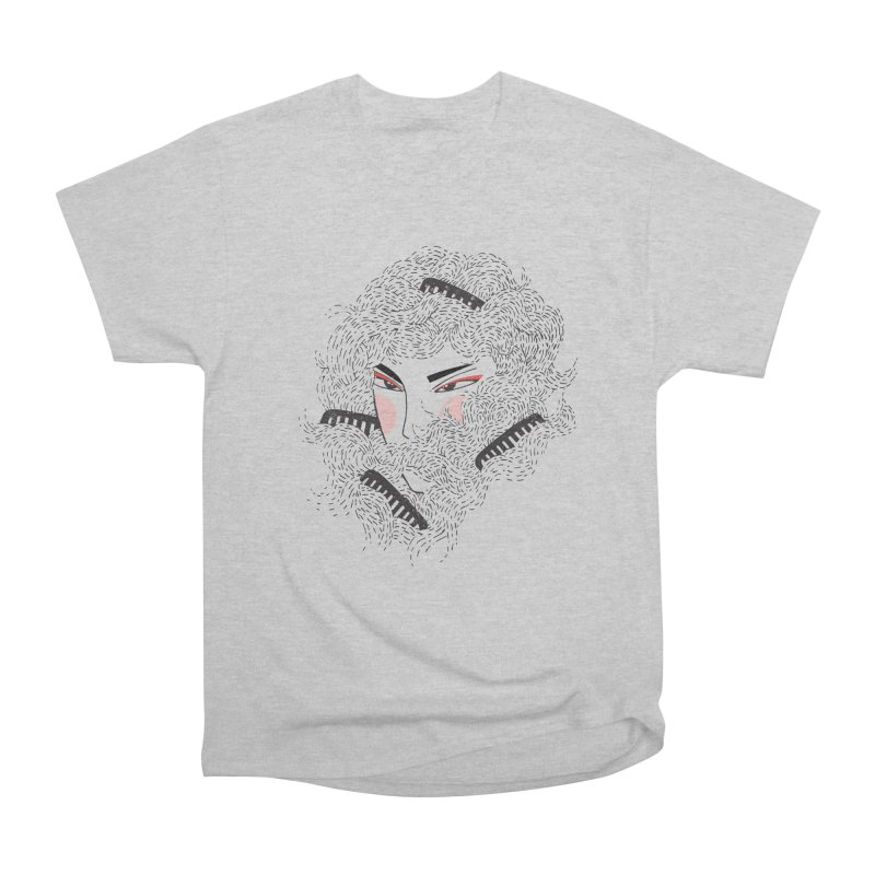 Tangled Men's Classic T-Shirt by Winterglaze's Artist Shop