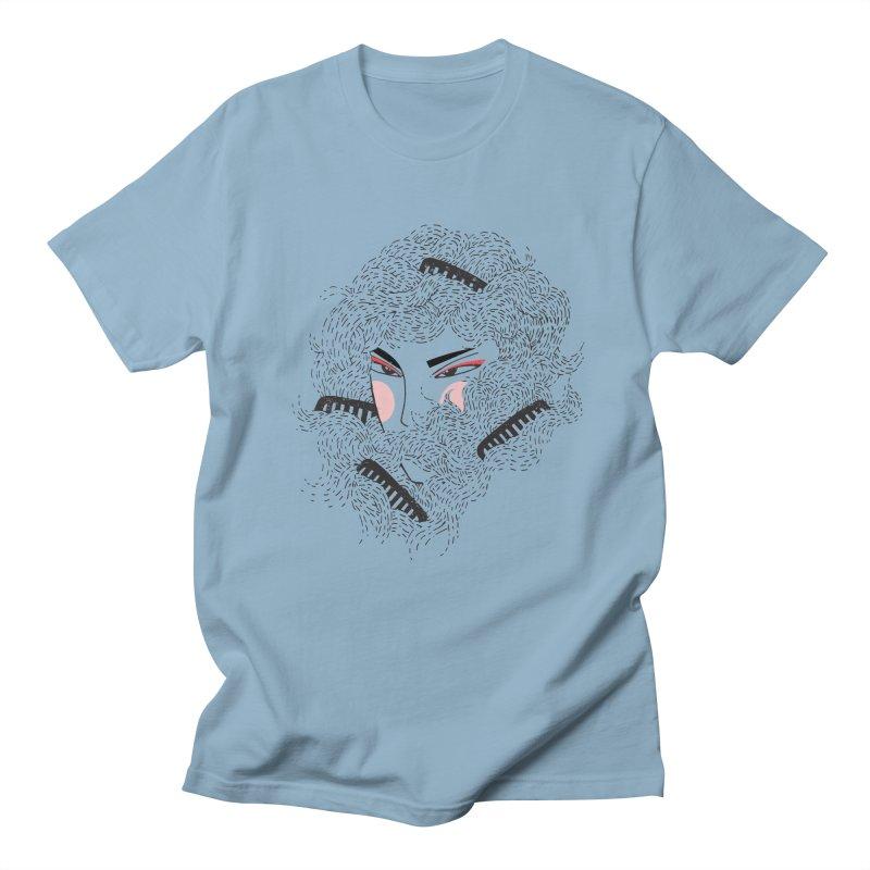Tangled Men's T-Shirt by Winterglaze's Artist Shop