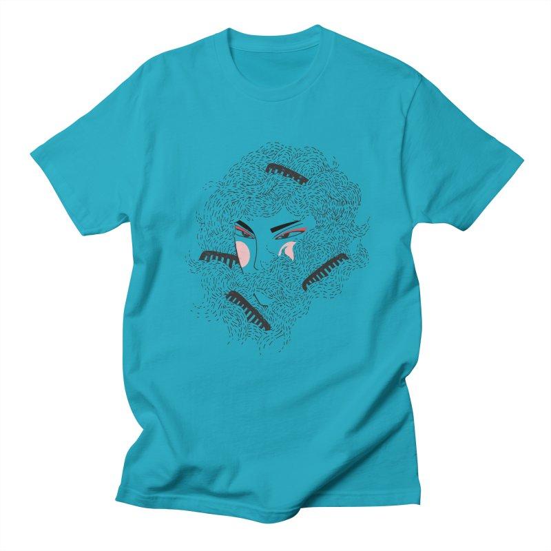 Tangled Women's Regular Unisex T-Shirt by Winterglaze's Artist Shop