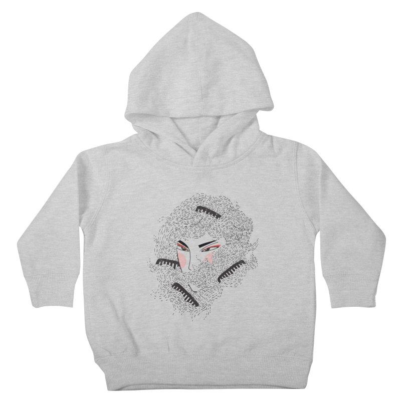 Tangled Kids Toddler Pullover Hoody by Winterglaze's Artist Shop