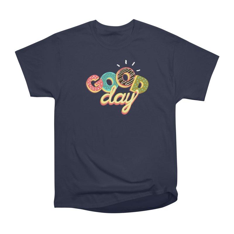 GOOD DAY Men's Classic T-Shirt by Winterglaze's Artist Shop