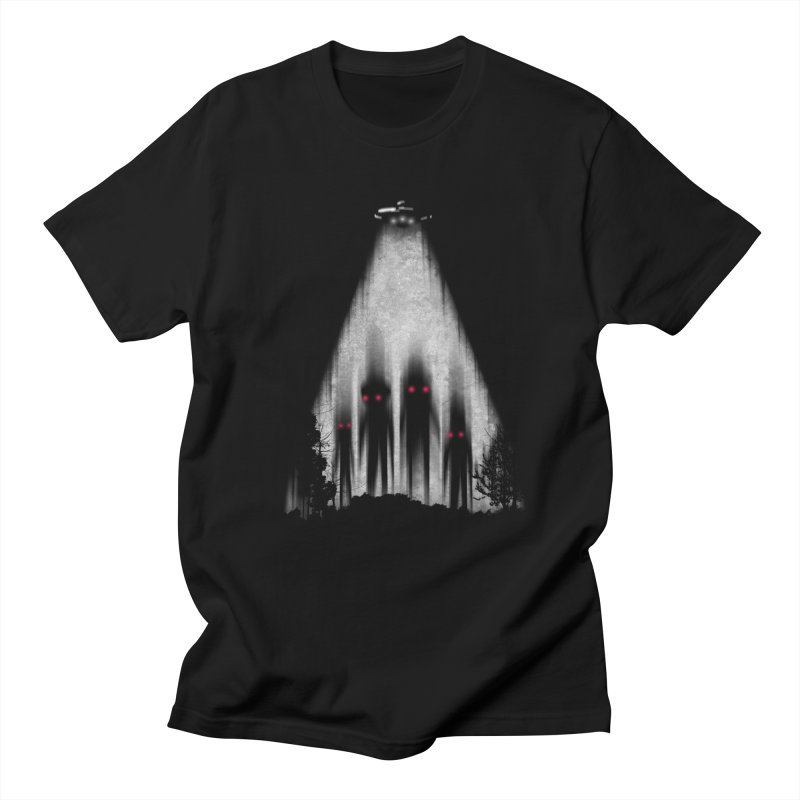 We Come In Peace Men's T-Shirt by Winterglaze's Artist Shop