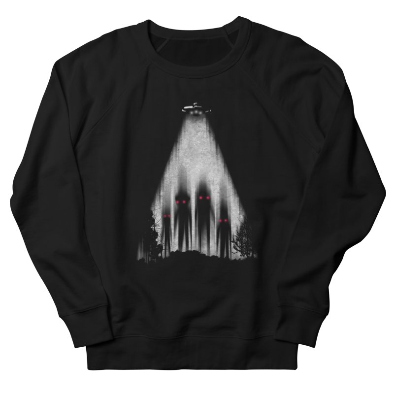 We Come In Peace Men's Sweatshirt by Winterglaze's Artist Shop