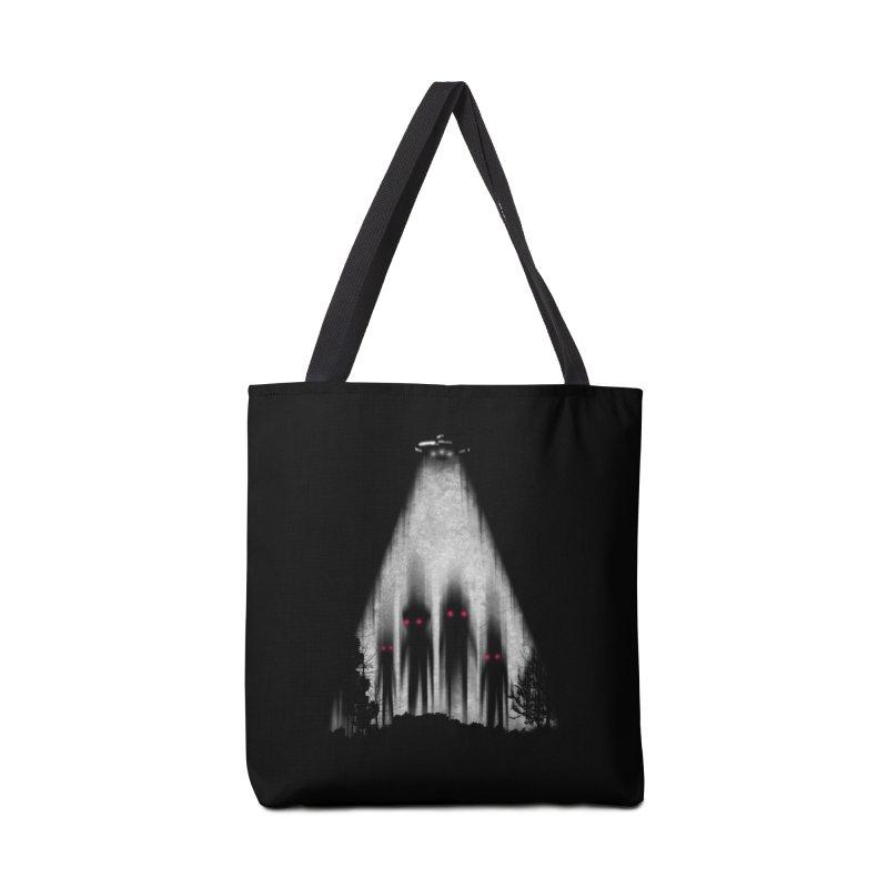 We Come In Peace Accessories Bag by Winterglaze's Artist Shop