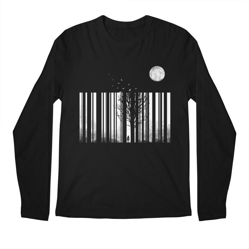 LOST Men's Longsleeve T-Shirt by Winterglaze's Artist Shop