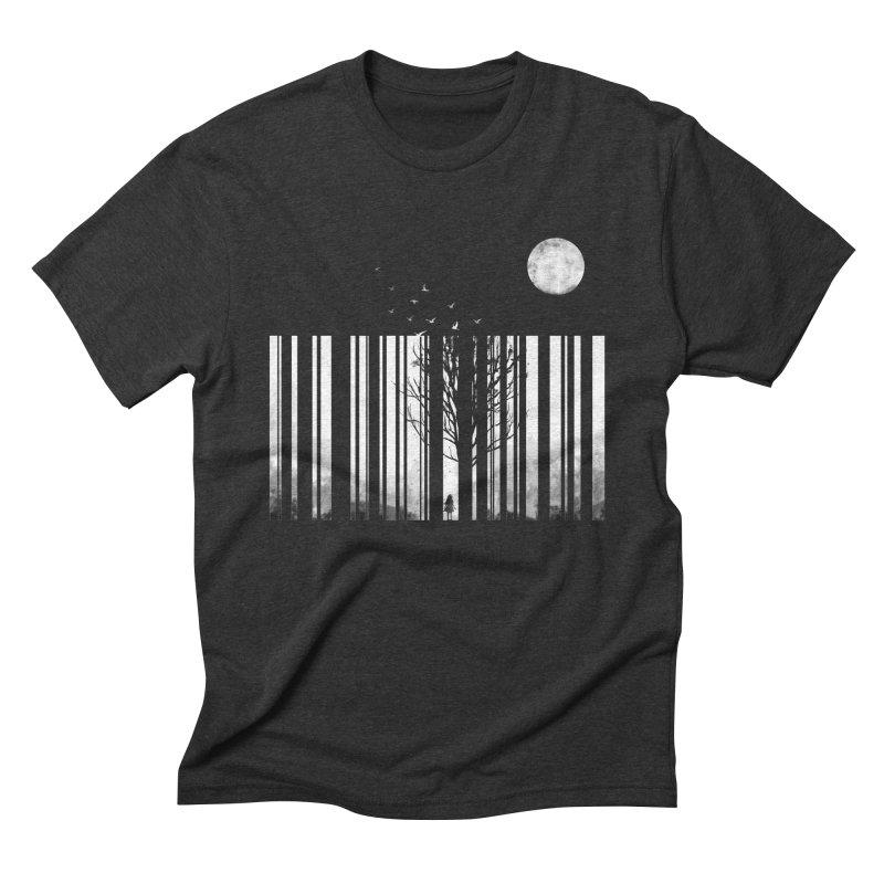 LOST Men's Triblend T-shirt by Winterglaze's Artist Shop