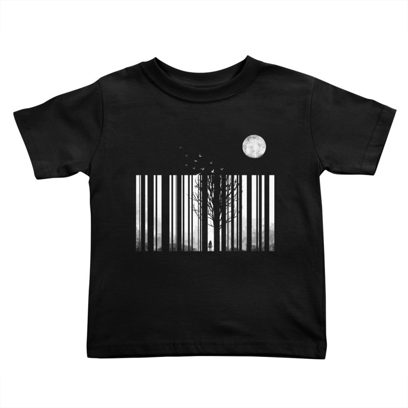 LOST Kids Toddler T-Shirt by Winterglaze's Artist Shop